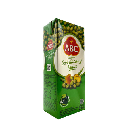 ABC, Sari Kacang Hijau Flavoured Drink, 250 ml