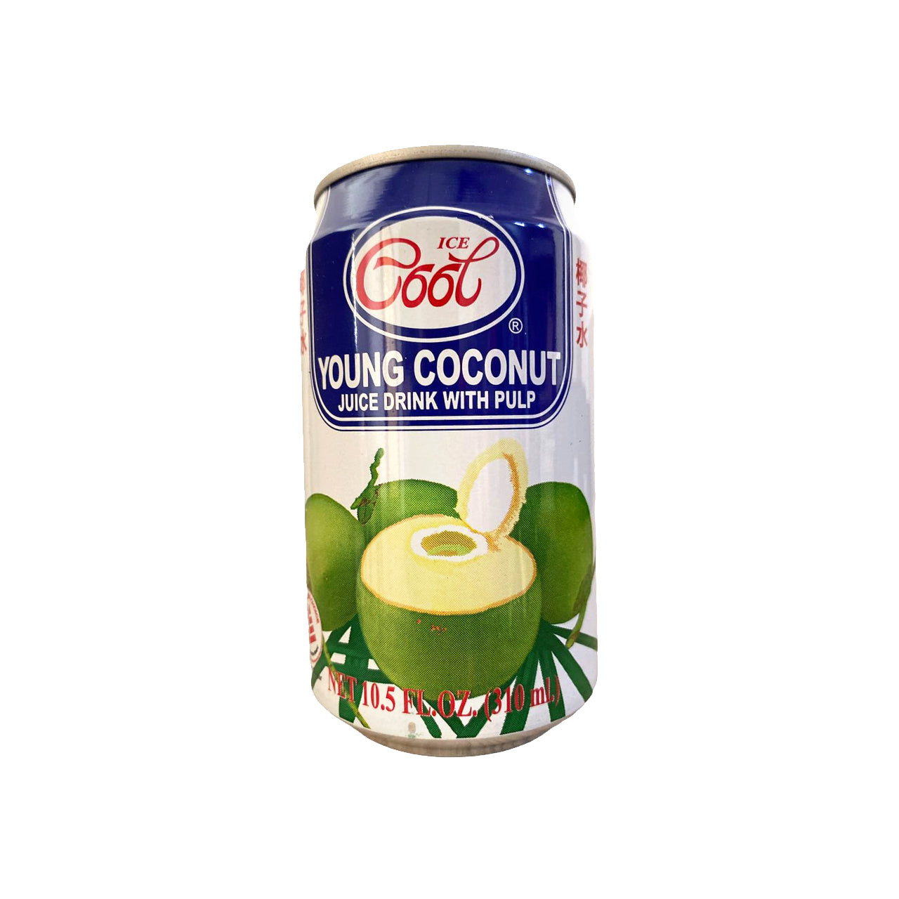 Cool, Young Coconut Drink