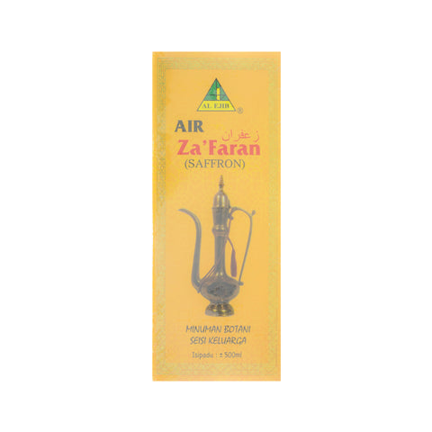 Al Ejib, Air Za'Faran, 500 ml