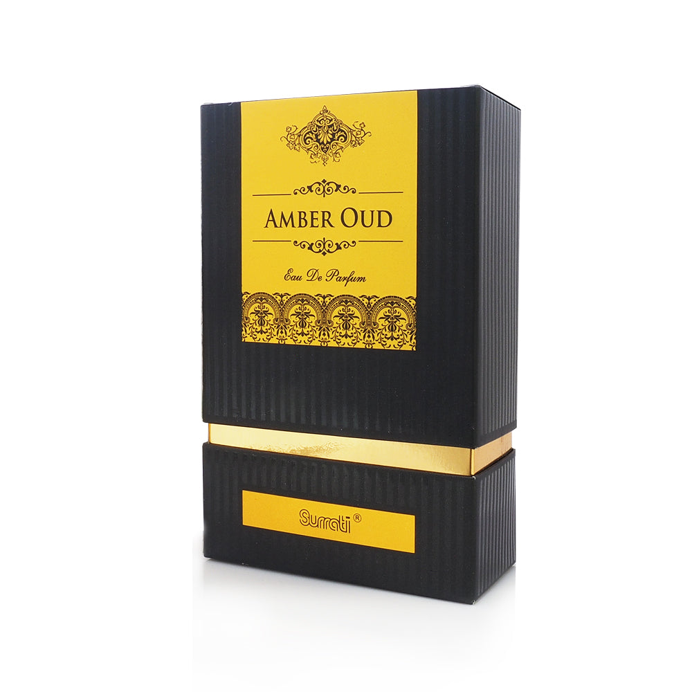 Surrati, Amber Oud, Eau De Parfum, 100 ml