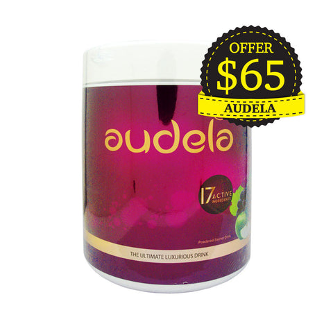 Audela, Ultimate Luxurious Drink, 30 sachets X 20 g