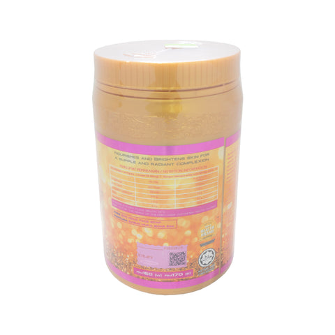 Aura White, Tripeptide Gold Collagen, 1000 g