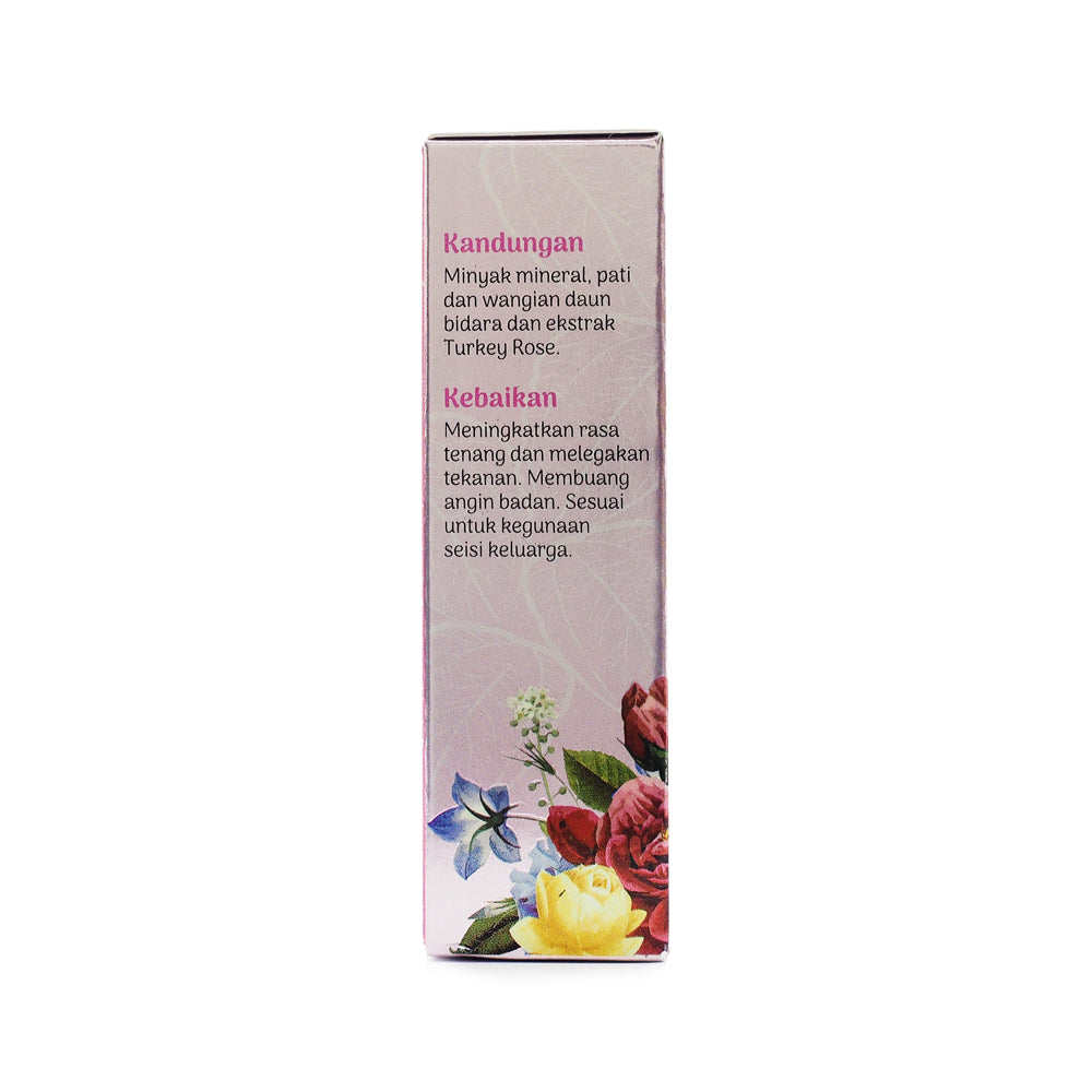 Barakah Herbs, Fresh Bidara Turkey Rose, 8 ml