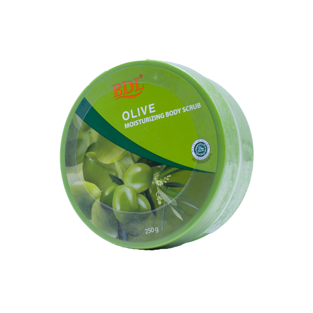 BDL, Olive Moisturizing Body Scrub, 250 gm