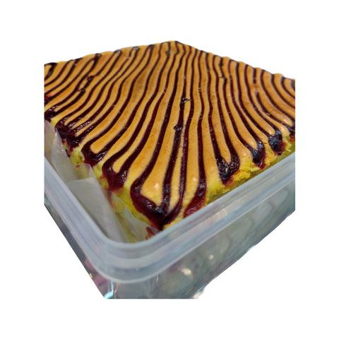 Alya, Layer Cake, Blueberry, 1 box
