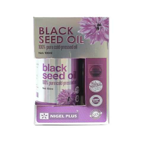 Nigel Plus, Organic Black Seed Oil, 100ml