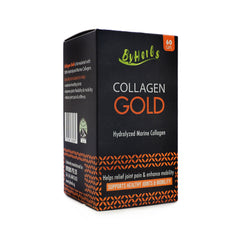 ByHerbs, Collagen Gold, 60 capsules
