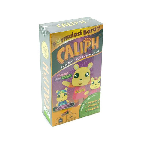 Jus Caliph, Mix Fruit Drink, 250 ml