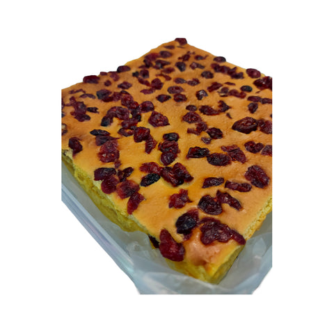 Alya, Layer Cake, Cranberry, 1 box