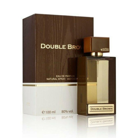 Oud Elite, Double Brown Eau De Perfume, 100 ml