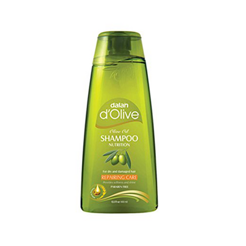 Dalan, D'Olive Oil Shampoo Repairing Care, 400 ml
