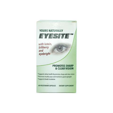 Yours Naturally Eye Site 60 veg capsules