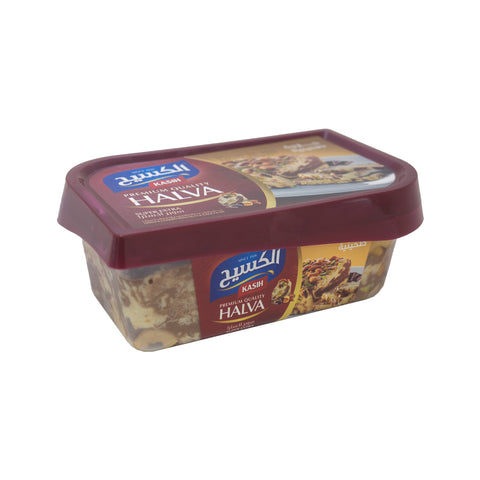 Halva Kasih, Super Extra, Extra with Nuts & Chocalate, 450 g