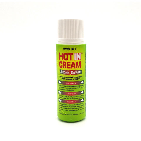 Ultra Sakti, Hot In Cream Aroma Therapy, 120 g