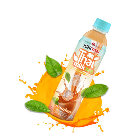 Ichitan, Thai Milk Tea, 310 ml