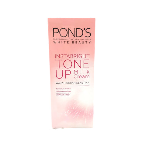 Pond's, White Beauty Instabright Tone Up Milk Cream, 40 g