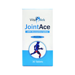 Vita Ark, Joint Ace 100% Glucosamine, 30 tablets