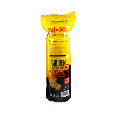 Kruk Krapmy, Golden Salted Egg Penyek, 207 g