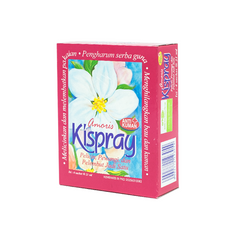 Kispray, Amoris, 3 in 1, 21 ml X 4 sachets