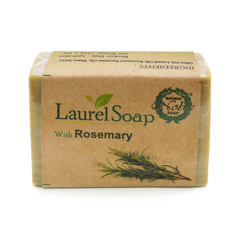 Herbal Pharm, Laurel With Rosemary Soap, 125 g