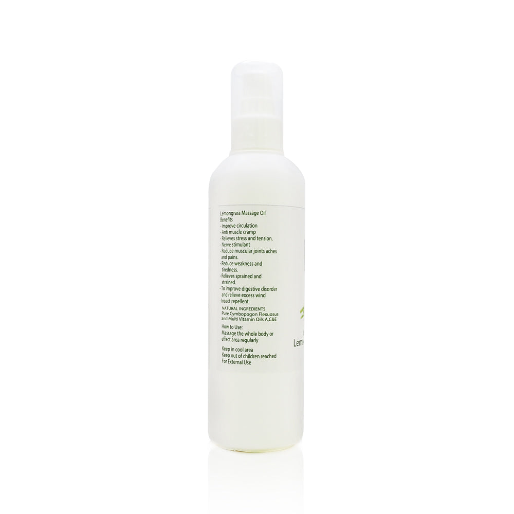 Mariati, Aroma Lemon Grass, Massage Oil, 250 ml