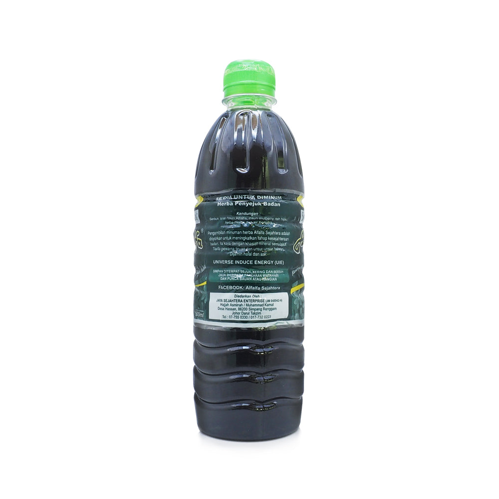 Sejahtera, Alfalfa Water, 500 ml
