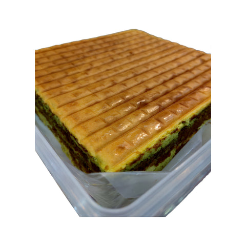 Alya, Layer Cake, Mocca, 1 box