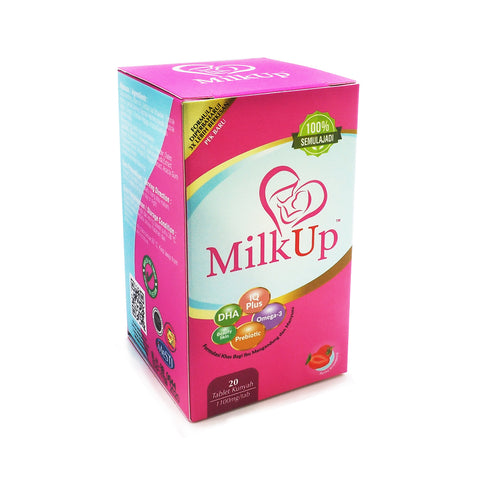 Milk Up Candy, 20 chewable tablets