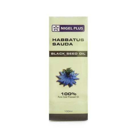 Nigel Plus, Black Seed Oil, 100 ml