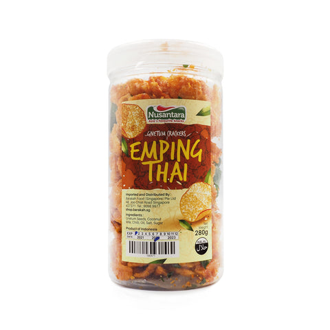 Nusantara, Emping Thai, 280 g