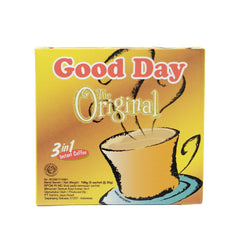 Good Day, The Original 3 in 1 Coffee, 20 g X 5 sachets