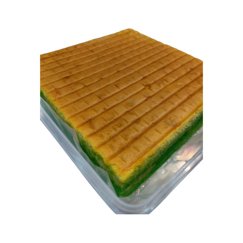 Alya, Layer Cake, Pandan, 1 box