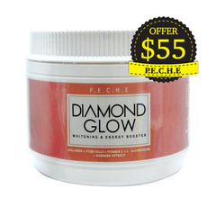 PECHE, Diamond Glow, Whitening & Energy Booster, 440 g