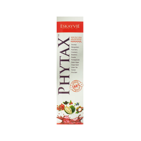 Eskayvie, Phytax, Mixed Fruit Drink, 500 ml