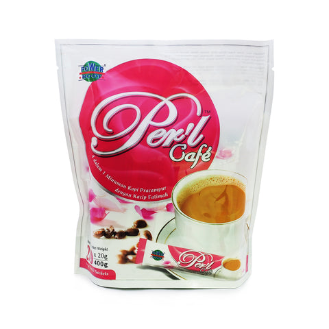 Power Root, Per'l Cafe, 4 in 1, 20 sachets X 20 g