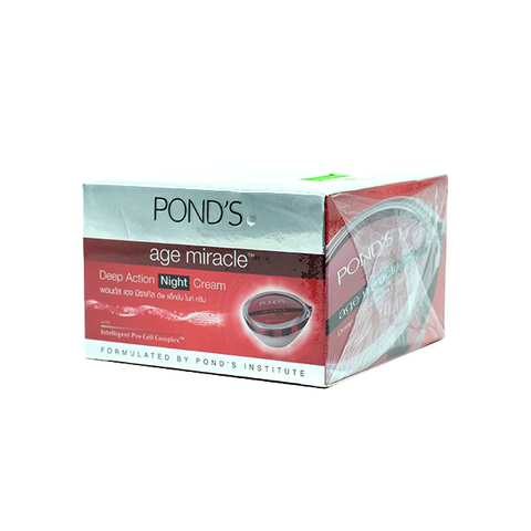Pond's, Age Miracle Wrinkle Corrector Night Cream, 50 g