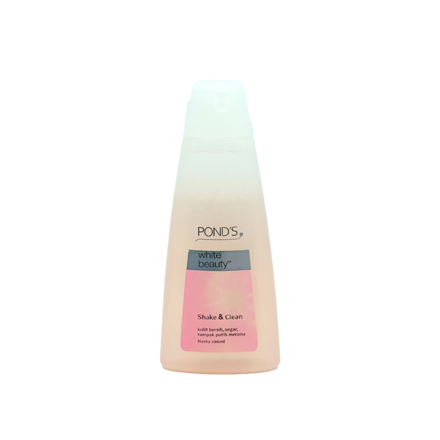 POND'S WHITE BEAUTY SHAKE & CLEAN 100ML