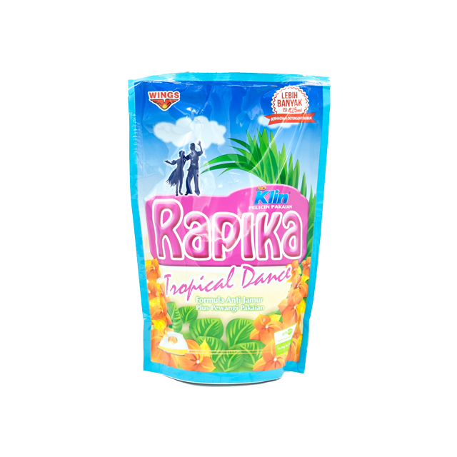Rapika, Tropical Dance, Refill, 450 ml