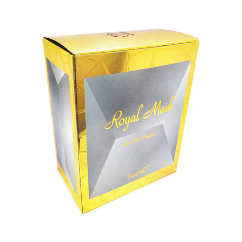 Surrati, Royal Musk, Eau De Parfum, 100 ml