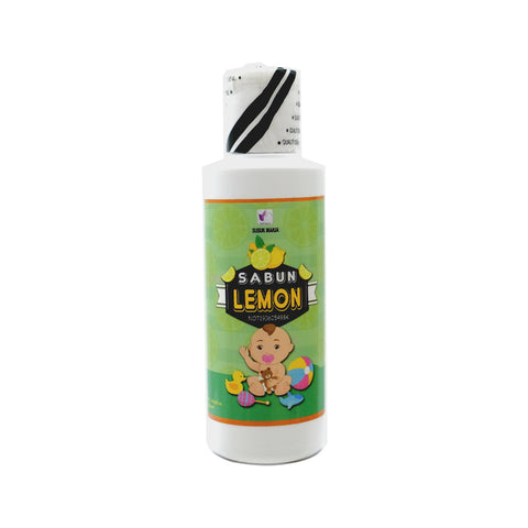Susuk Manja, Sabun Lemon, 110 ml