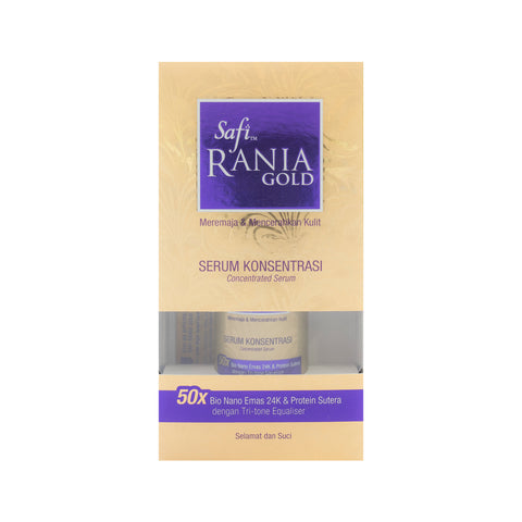 Safi, Rania Gold, Concentrated Serum, 20 ml