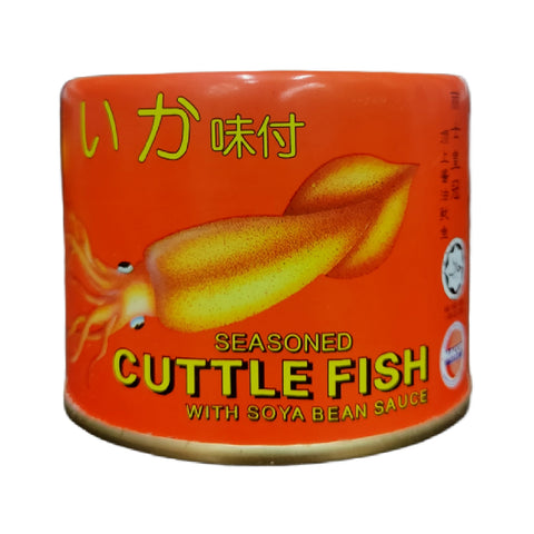 Rex, Cuttle Fish with Soya Sauce, 425 g