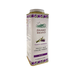 Snake Brand, Prickly Heat Relaxing Powder, 280 g