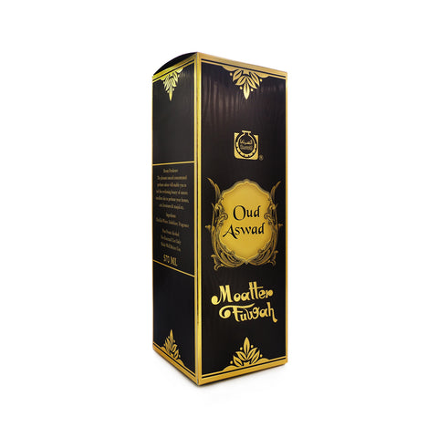 Surrati, Oud Aswad Moatter Fuwah, 570 ml