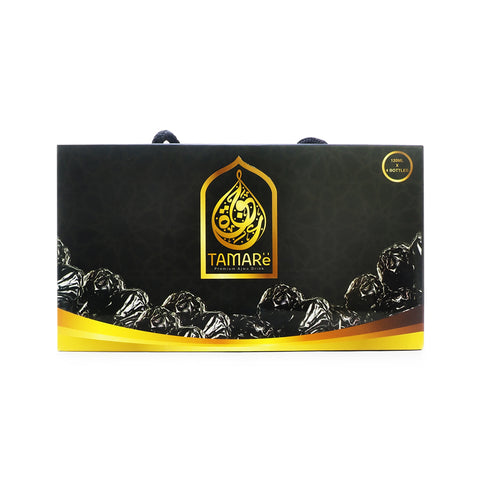 Tamare Premium Ajwa Dates Drink 120 ml x 4 bottles