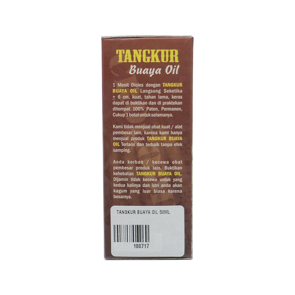 Tangkur Buaya Oil, 50 ml