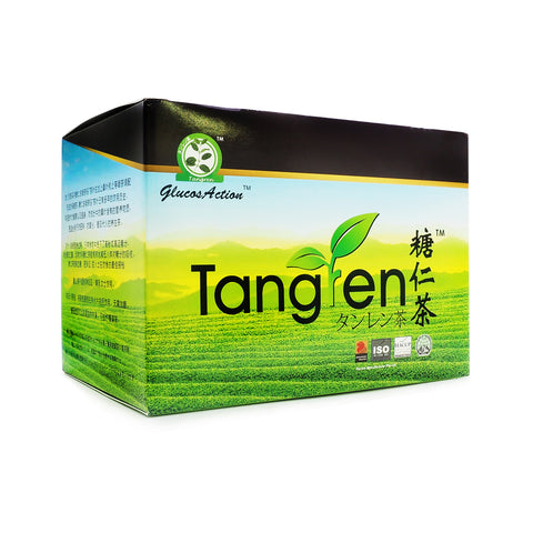 Glucos Action, Tangren, Herbal Tea, 2.5 g x 20 tea bags