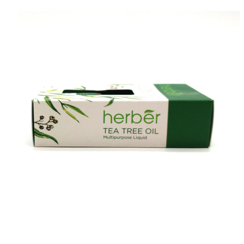 Herber, Tea Tree Oil, 10 ml