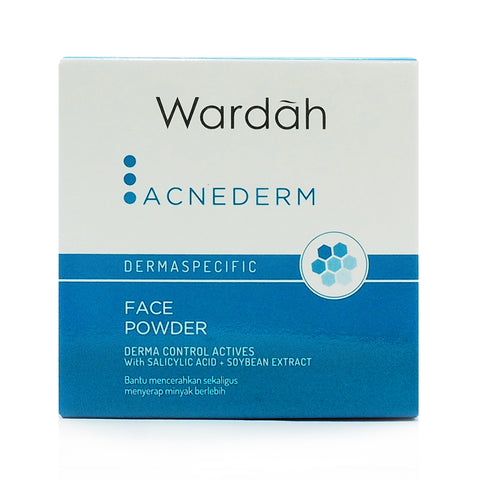 Wardah, Acnederm, Face Powder, 20 g