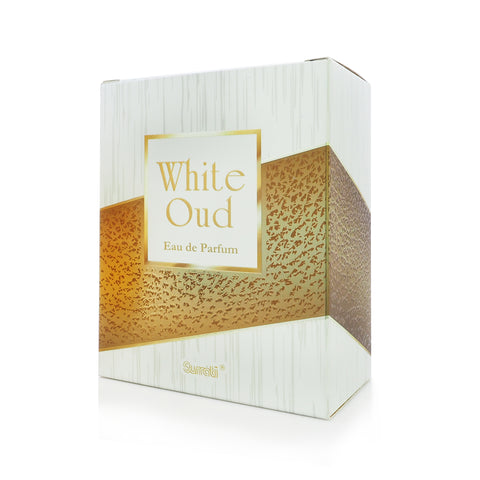 Surrati, White Oud, Eau De Parfum, 100 ml
